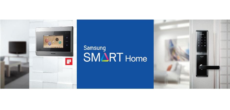 Новый сервис Samsung для «умного дома»