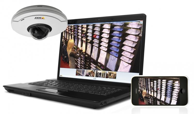 Программное обеспечение для систем видеонаблюдения AXIS