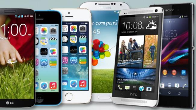 Развитие рынка смартфонов замедляется