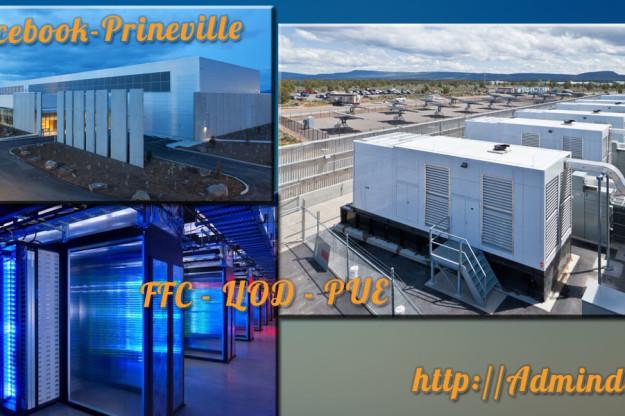 Facebook Prineville Oregon